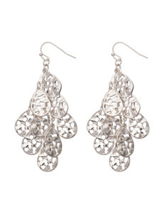 Hannah Silver Earrings Fashion Jewelry