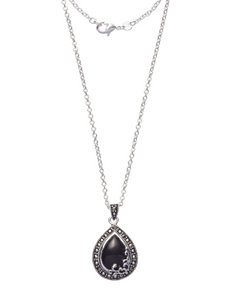 Marsala Black Necklaces & Pendants Fine Jewelry