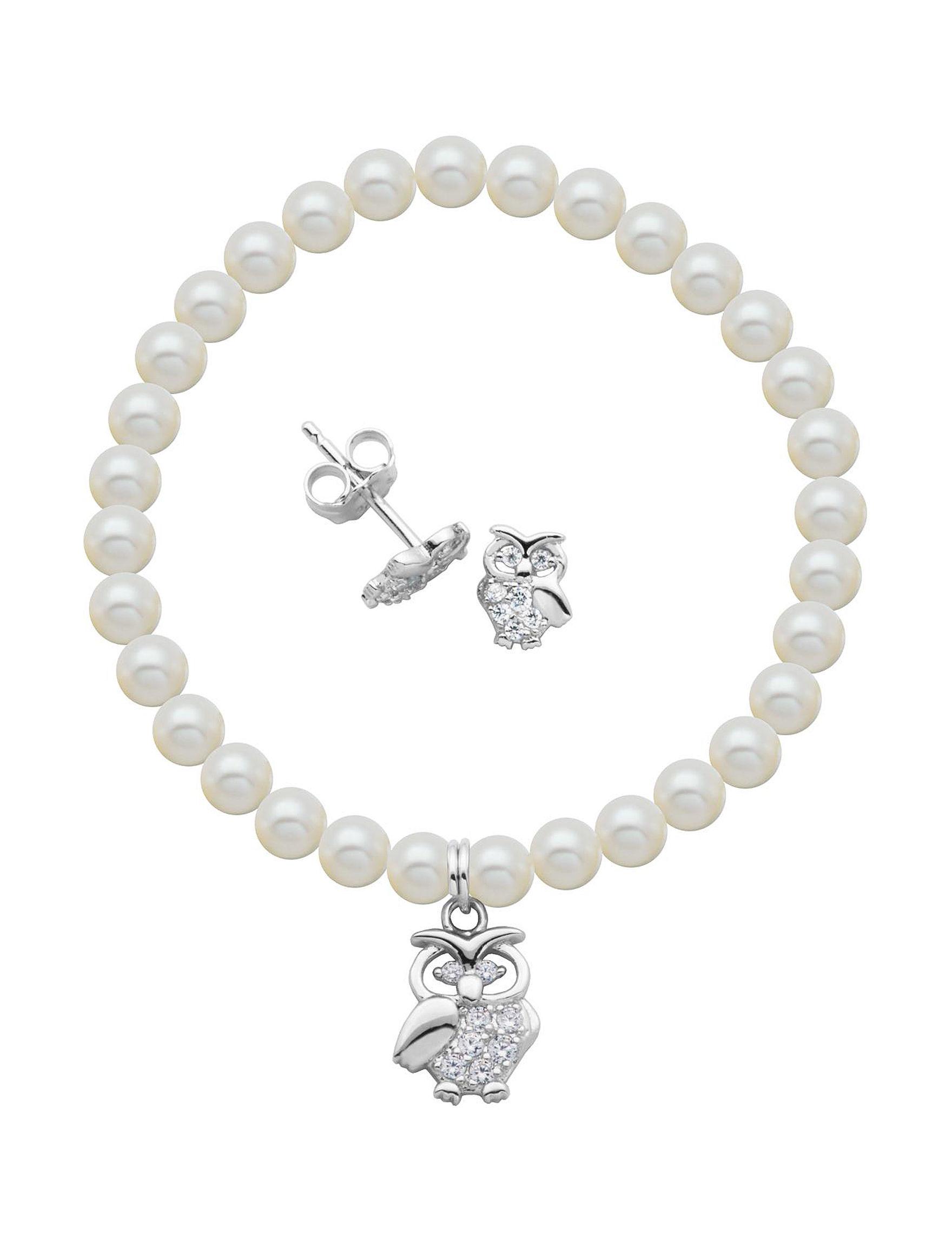 Lulabelle Assorted Studs Bracelets Earrings Fine Jewelry