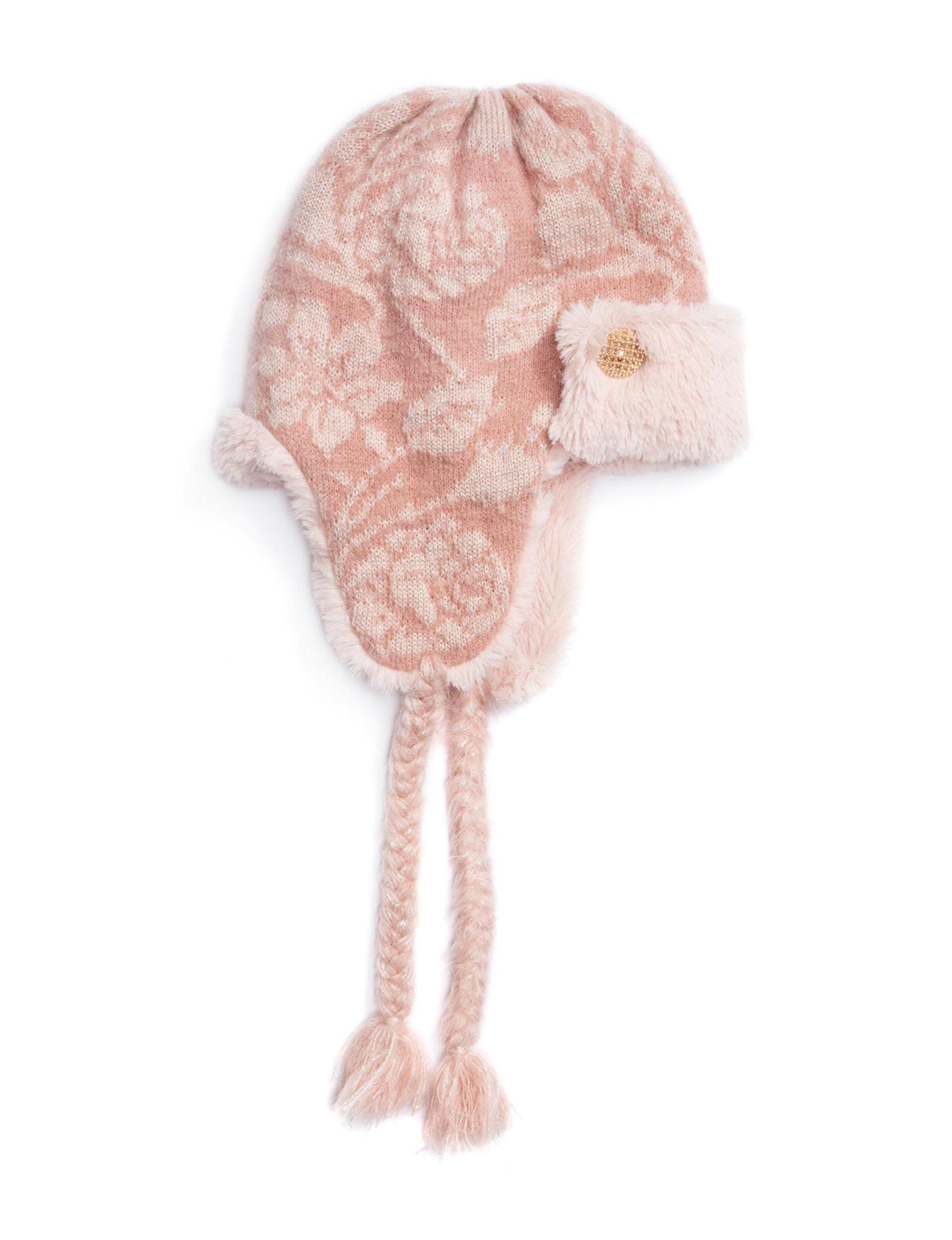 Muk Luks Rose Gold Hats & Headwear