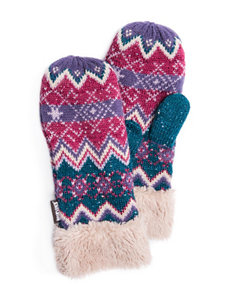 Muk Luks Rose Gloves & Mittens
