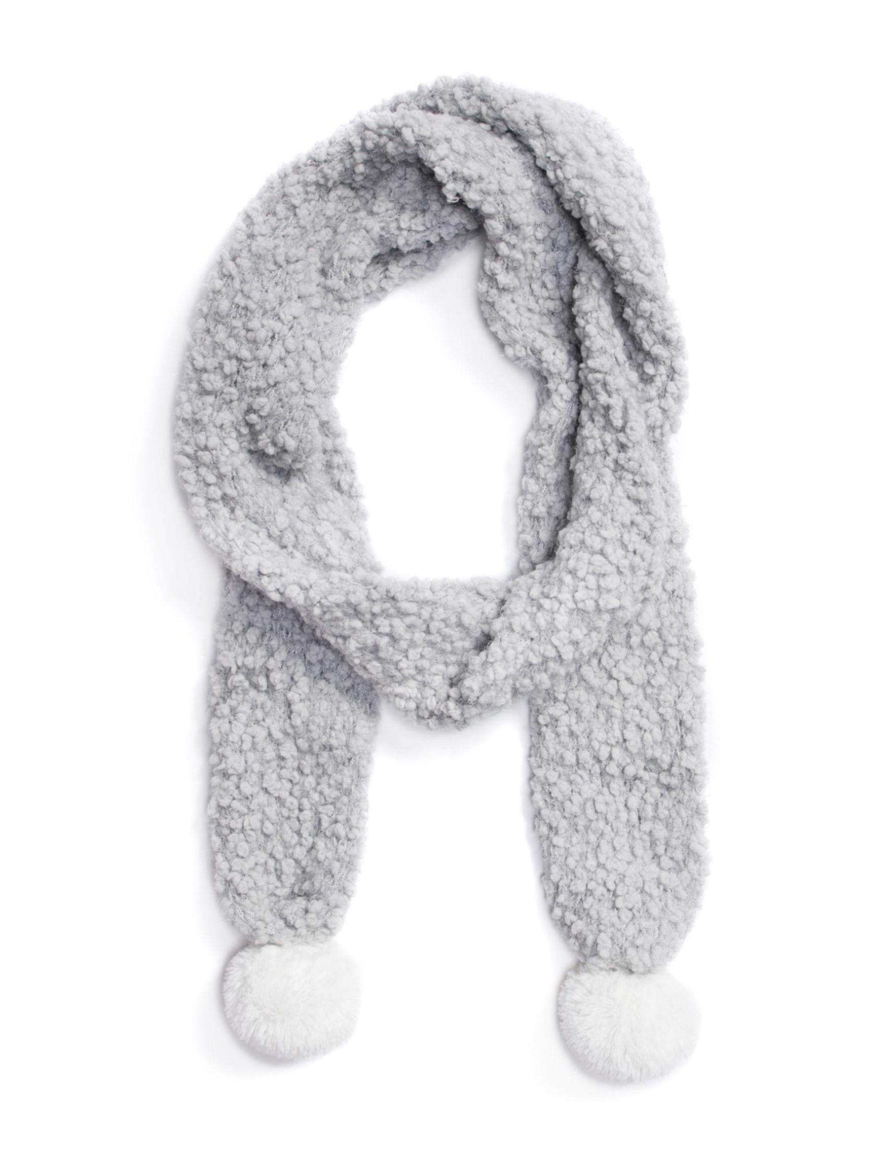 Muk Luks Grey Scarves & Wraps