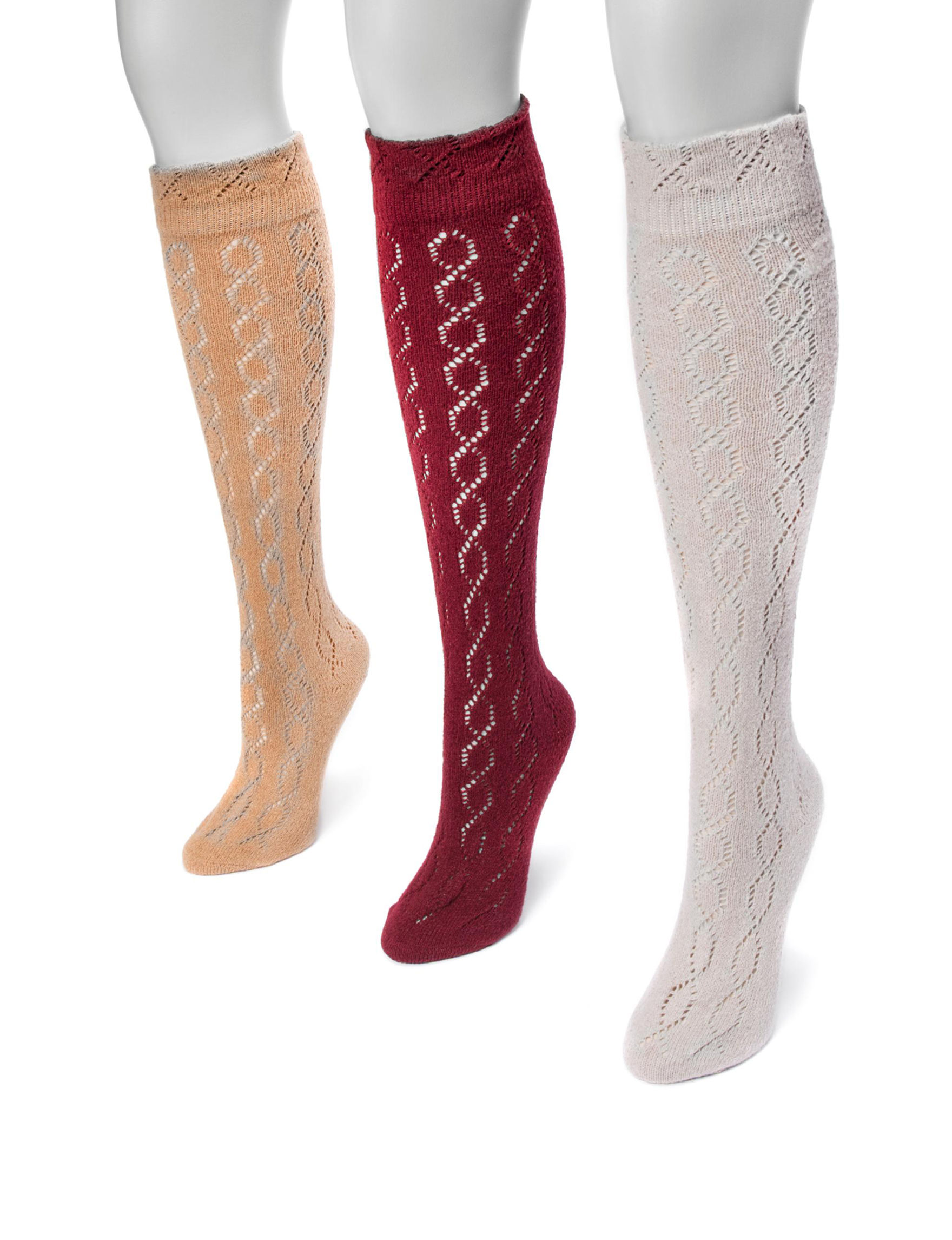 Muk Luks Warm Socks