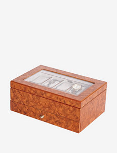 Mele & Co. Peyton Wooden Watch Box