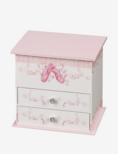 Mele & Co. Angel Girl's Musical Ballerina Jewelry Box