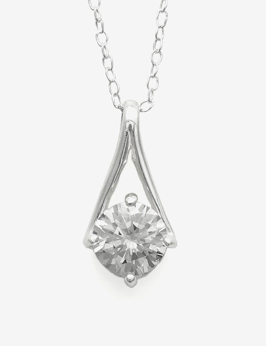 Marsala  Drops Necklaces & Pendants Fine Jewelry