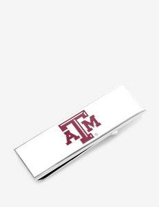 Cufflinks Texas A&M Aggies Money Clip