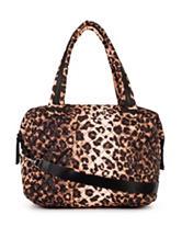 Steve Madden Leopard Quilted Tote Bag