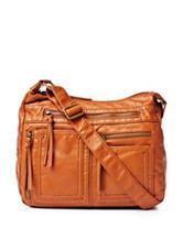 Bueno Washed Hobo Handbag