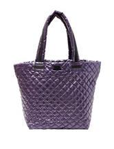 Steve Madden Broverr Purple Tote Handbag