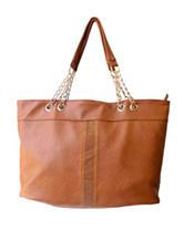 Olivia Miller Heat Sealed Tote Handbag