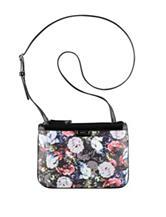 Nine West Glitter Roses Crossbody Handbag