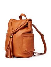 Dolce Girl Braided Tassel Backpack