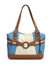 B.O.C. Brimfield Scoop Tote Handbag