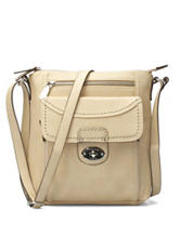 B.O.C. Waltham Cream Tulip Crossbody Handbag