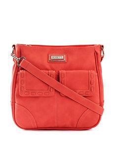 Rosetti Just Stitched Convertible Tote Handbag