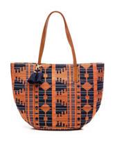 Signature Studio® Aztec Print Tote Handbag