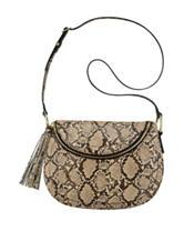 Nine West Tassel Times Crossbody Handbag