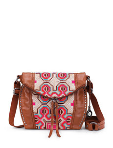 The Sak Silverlake Geometric Crossbody Handbag
