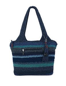 The Sak Crochet Classic Tote Handbag