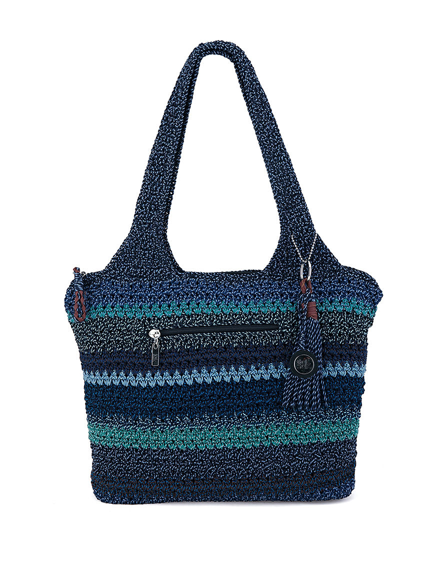 The Sak Crochet Tote : The Sak Crochet Classic Tote Handbag Stage Stores