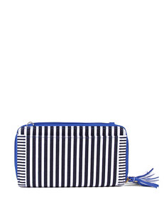Buxton Striped Ultimate Organizer