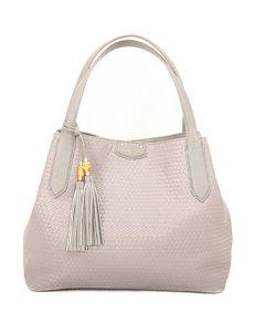 Olivia + Joy Coralie Woven Hobo Handbag