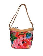 Rosetti Multicolor Savannah Garden Handbag