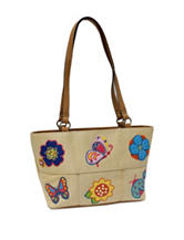 Rosetti Insect Block Party Tote
