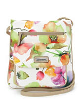 Koltov Multicolor Floral Print Harper Madison Crossbody Bag