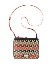 Nine West Jaya Aztec Print Crossbody Handbag