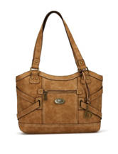 B.O.C. Park Slope Faux Suede Tote Bag