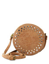Olivia Miller Multi Studded Canteen Crossbody Bag
