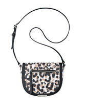 Nine West Dima Animal Print Crossbody Bag