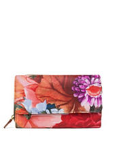 Mundi Full Bloom Oversized Wallet