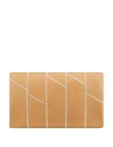 Nine West Patchwork Fold Over Wallet