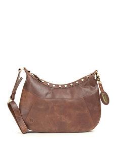 Born Daria Leather Hobo Bag