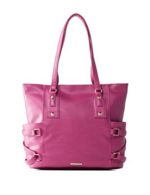Rampage Stud Tote Bag (Berry)