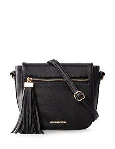 Rampage Tassel Crossbody Bag