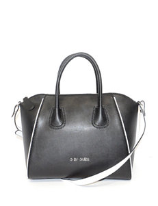 G by Guess Maelle Contrast Trim Satchel