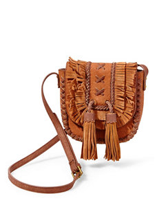 Steven by Steve Madden Fringe Crossbody Bag