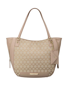Nine West Jacquard Carryall Tote Bag