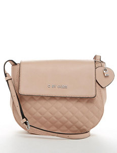 G by Guess Julian Quilted Crossbody Bag