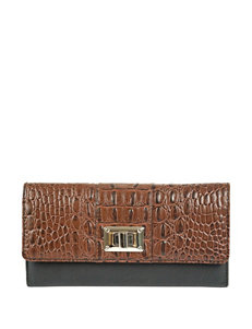 Madison Spencer Hornback Checkbook Clutch