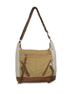 Bueno Color Block Crossbody Bag