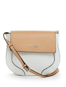 G by Guess Julian Flap Crossbody Bag