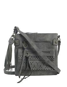 Signature Studio Cutout Crossbody Bag