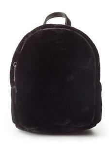 Olivia Miller Black Bookbags & Backpacks