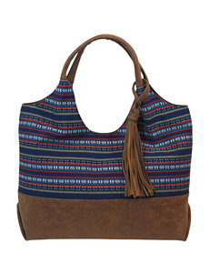 Bueno Aztec Print Tote Bag