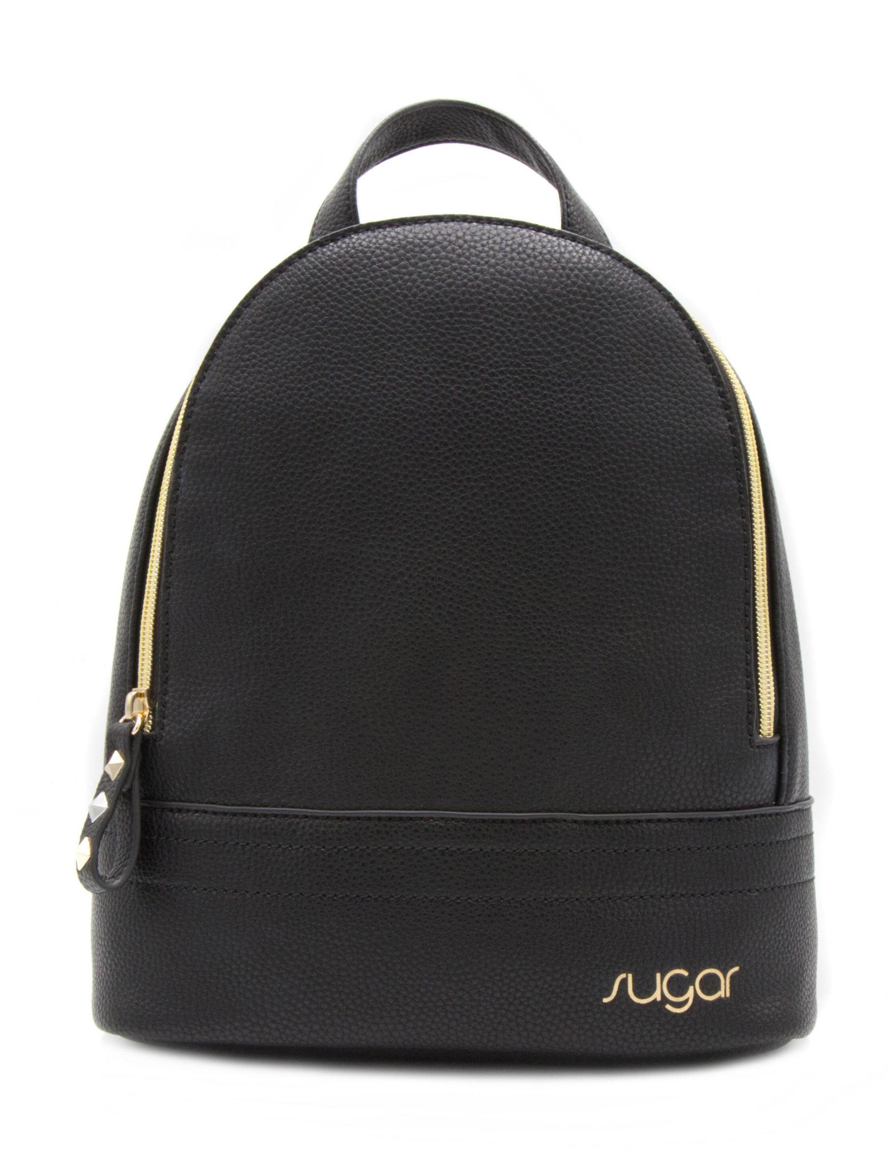 Sugar Black Bookbags & Backpacks